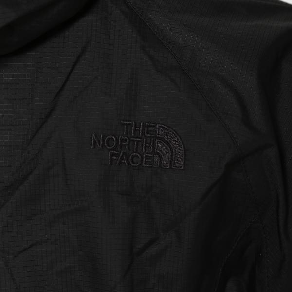 【即納】ザ ノースフェイス The North face レディース ジャケット アウター rain jacket BLACK|fermart|04