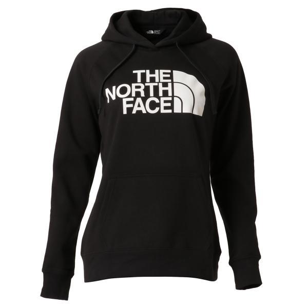 【即納】ザ ノースフェイス The North Face レディース パーカー トップス Half Dome Pullover Hoodie BLACK ハーフドーム プルオーバー フーディー ロゴ fermart