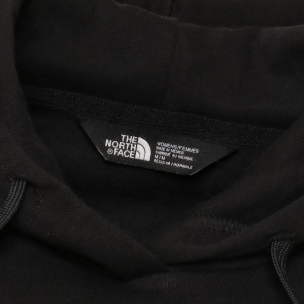 【即納】ザ ノースフェイス The North Face レディース パーカー トップス Half Dome Pullover Hoodie BLACK ハーフドーム プルオーバー フーディー ロゴ fermart 04
