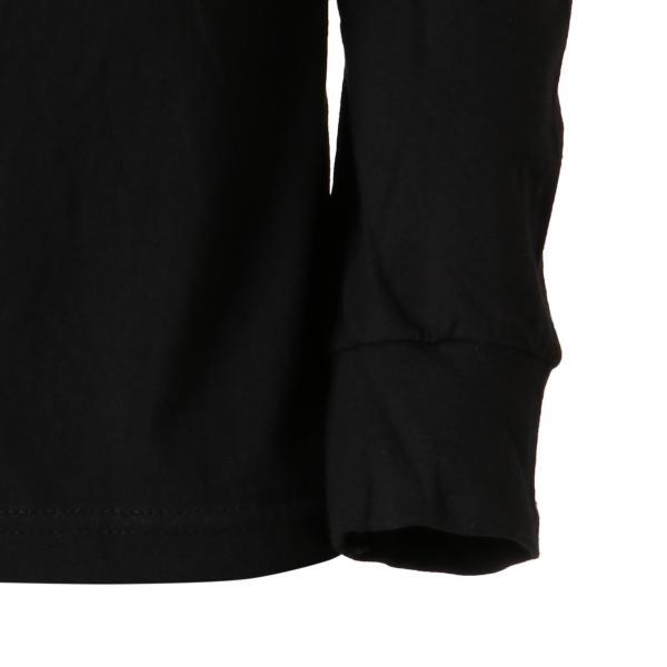 【即納】ルーカ RVCA メンズ 長袖Tシャツ トップス Big Rvca L/S BLACK ロンT ロングT 袖プリント ビッグロゴ|fermart|05