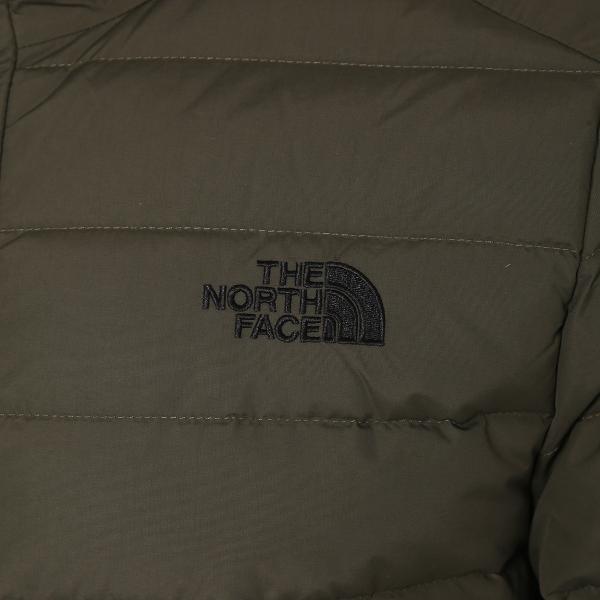 【即納】ザ ノースフェイス The North face メンズ ダウン・中綿ジャケット アウター Down Jacket DARK GREEN|fermart|03