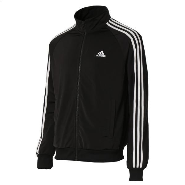 【即納】アディダス adidas メンズ ジャージ アウター track jacket BLACK|fermart