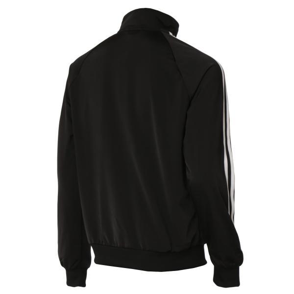 【即納】アディダス adidas メンズ ジャージ アウター track jacket BLACK|fermart|02