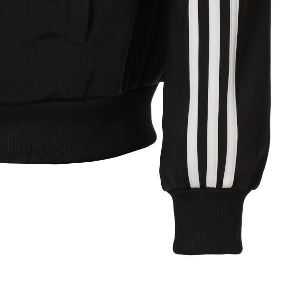 【即納】アディダス adidas メンズ ジャージ アウター track jacket BLACK|fermart|04