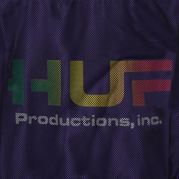 【即納】ハフ HUF メンズ ジャケット アウター アノラック HUF PRODUCTIONS INC ANORAK ULTRA VIOLET fermart 03