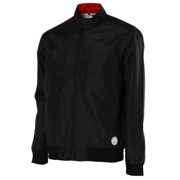 【即納】ルーカ RVCA メンズ ブルゾン アウター campbell brothers wi Jacket rvca black|fermart