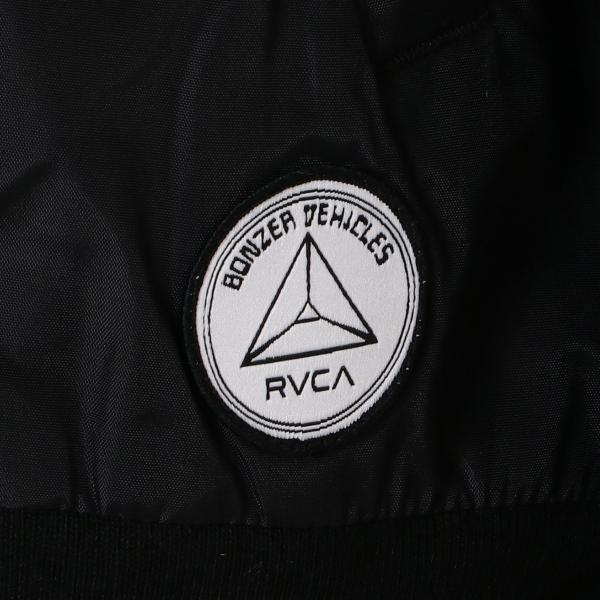 【即納】ルーカ RVCA メンズ ブルゾン アウター campbell brothers wi Jacket rvca black|fermart|03