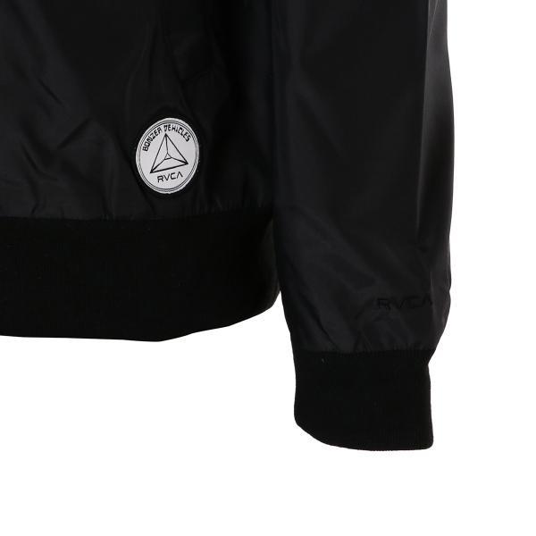 【即納】ルーカ RVCA メンズ ブルゾン アウター campbell brothers wi Jacket rvca black|fermart|05