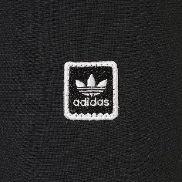 【即納】アディダス adidas originals メンズ パーカー トップス フーディー フード TEAM TECH HOODIE BLACK / WHITE|fermart|04