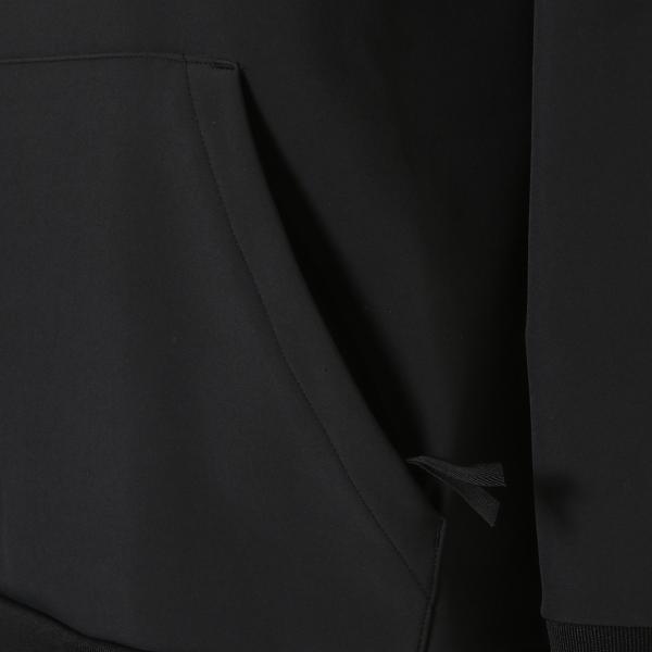 【即納】アディダス adidas originals メンズ パーカー トップス フーディー フード TEAM TECH HOODIE BLACK / WHITE|fermart|06