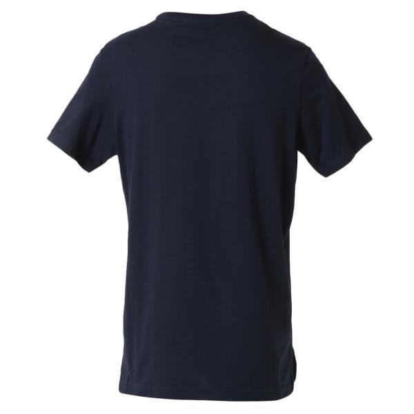 【即納】トミー ヒルフィガー Tommy Hilfiger メンズ Tシャツ トップス CREW TEE DARK NAVY ロゴ クルーネック fermart 02