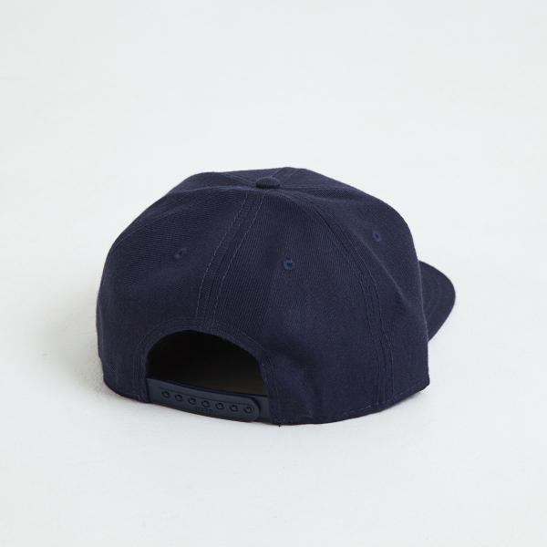 【即納】エンコーデッド ENCODED メンズ キャップ 帽子 TRIANGLE BASEBALL CAP navy fermart 02