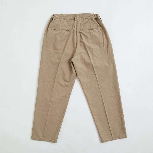 【即納】エンコーデッド ENCODED メンズ チノパン ボトムス・パンツ TREND 2TUCK CHINO PANTS beige fermart 03