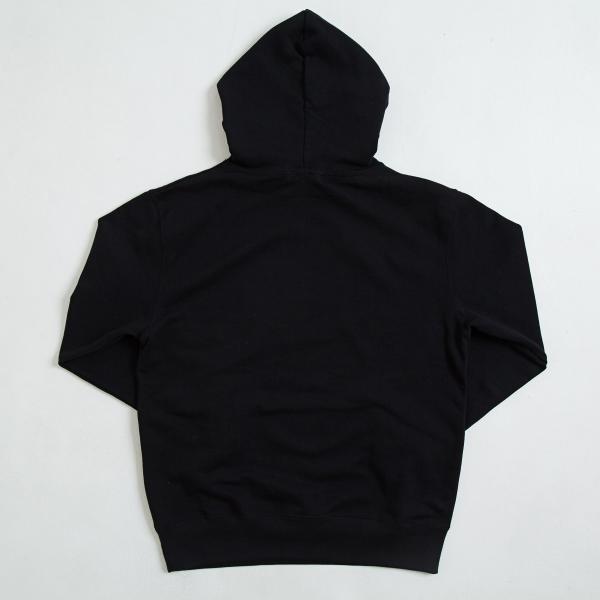 【即納】エンコーデッド ENCODED メンズ パーカー トップス フーディー フード ENCD BASIC PO HOODIE black|fermart|02