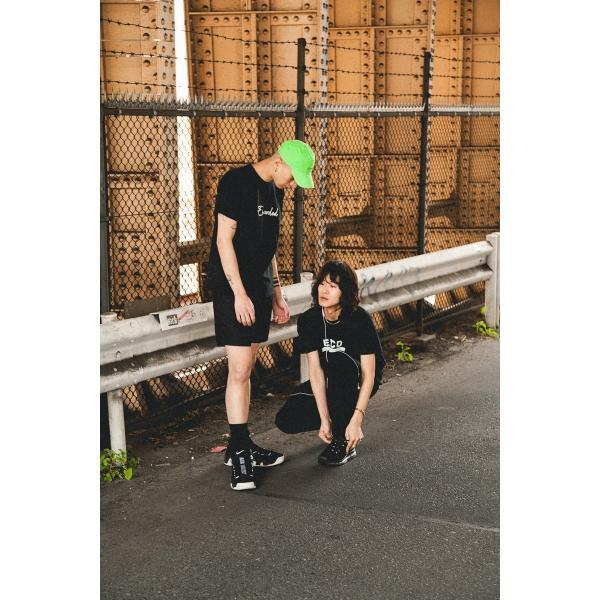 【即納】エンコーデッド ENCODED メンズ Tシャツ トップス Encoded STREAM TEE black|fermart|04