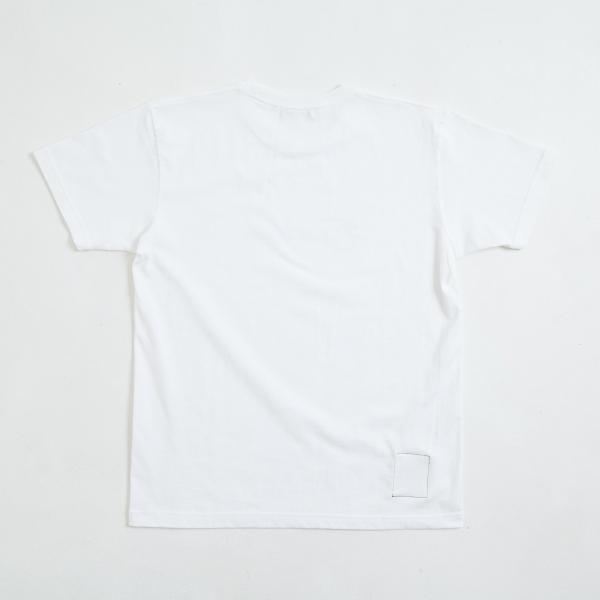 【即納】エンコーデッド ENCODED メンズ Tシャツ トップス Encoded STREAM TEE white fermart 02