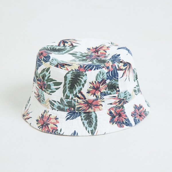 【即納】エンコーデッド ENCODED メンズ ハット 帽子 ENBROIDERY REVERSIBLE BUCKET HAT white|fermart|02