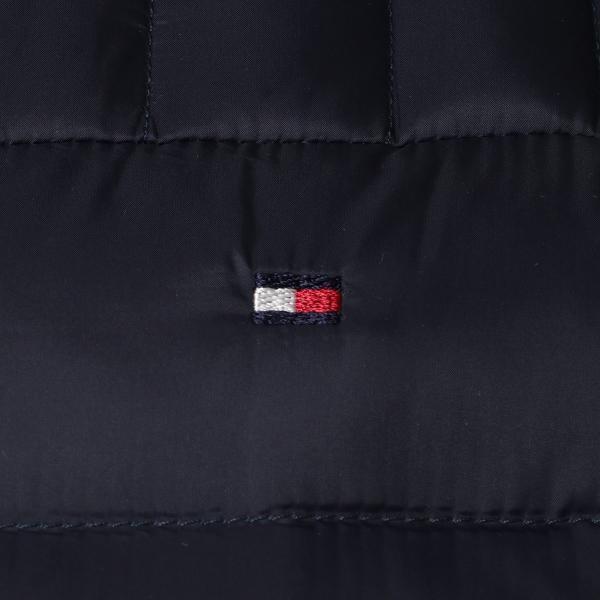 【即納】トミー ヒルフィガー Tommy Hilfiger メンズ ダウン・中綿ジャケット アウター DOWN FILLED PACKABLE MIDNIGHT ロゴ|fermart|05