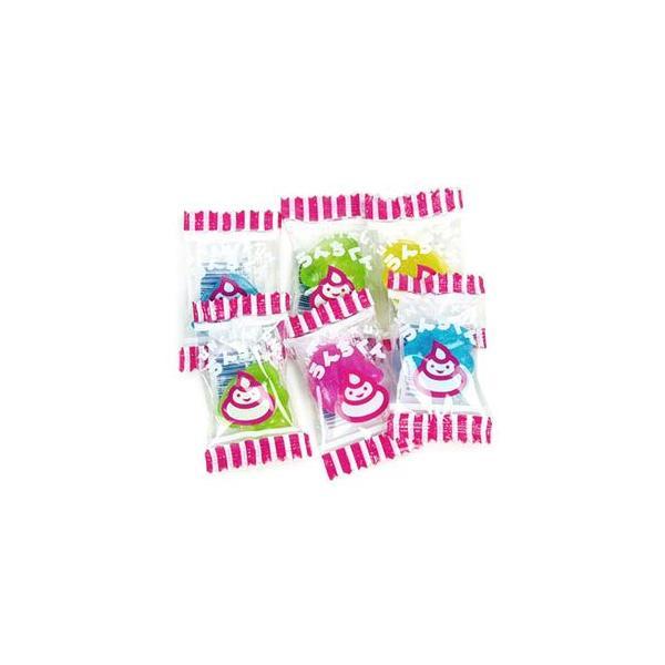 袋入 ・ピロータイプうんちくんキャンディピロー 200入 駄菓子 子供会 景品 お祭り 縁日