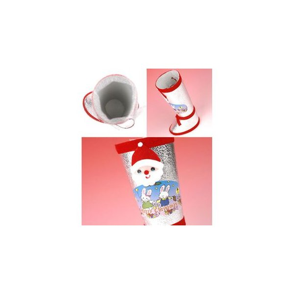 10個 クリスマス銀ブーツNO.21(空ブーツ・業務用・不良返品不可){子供会 景品 お祭り くじ引き 縁日}