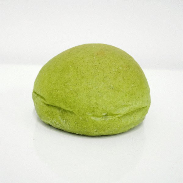 ハンバーガー用グリーンバンズ■64個■《緑色・黄緑色》レギュラー直径9cm【冷凍出荷】
