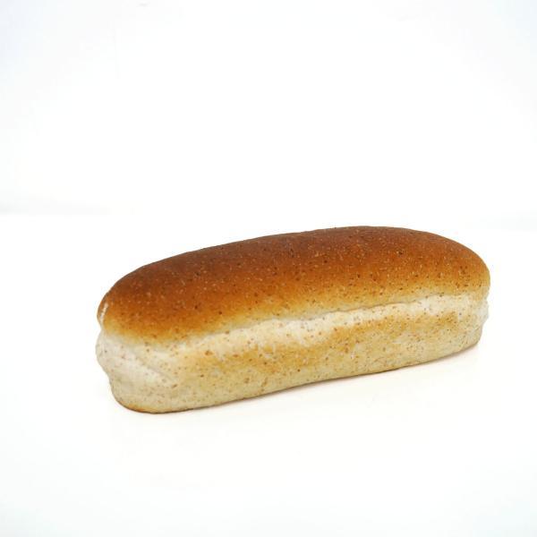 ホットドッグ用グラハムドッグロール■60本■《レギュラー長さ16cm》国産小麦【冷凍出荷】