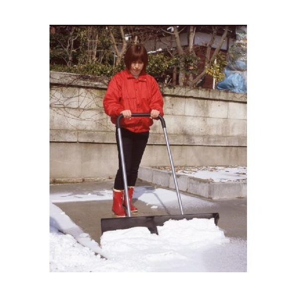 コンパル アルミ製雪押し アルミ・幅広くん95型 [除雪 雪かき スコップ]|ficst|02