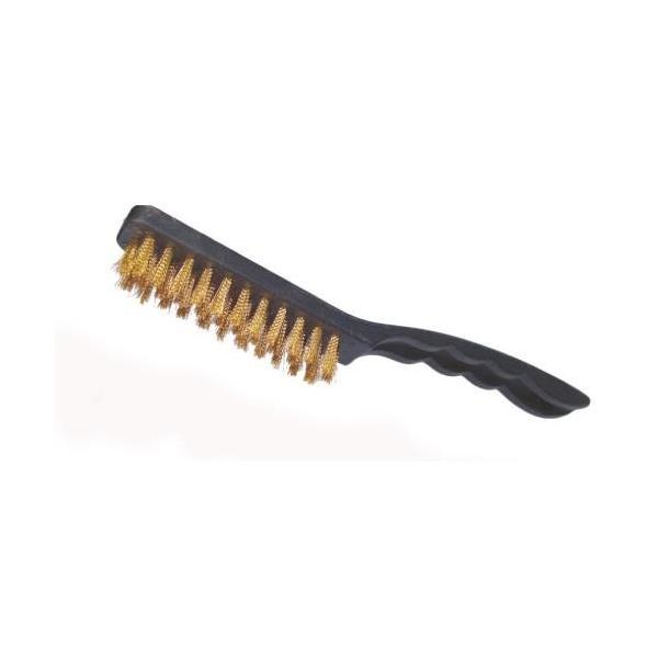 パオック(PAOCK) PC柄真鍮ワイヤブラシ SCWB-002P