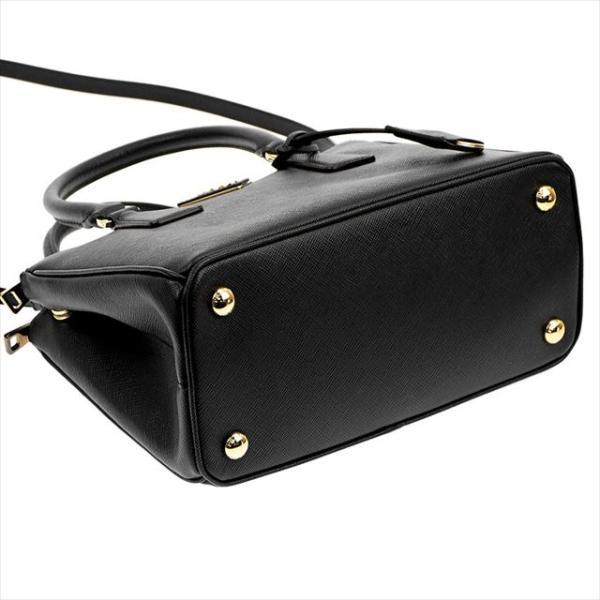 プラダ 1BA896 S/LU/NER 手提げバッグ