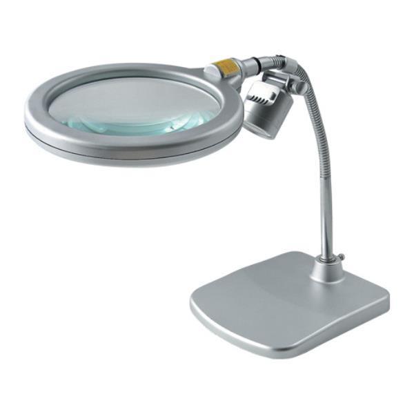 スタンド式レンズLEDライト付き 1500K-LED ( RX-1500K-LED / TSK10302022 )( TSK )(CQB27)