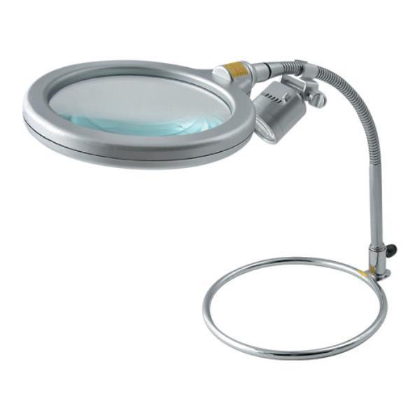 スタンド式レンズLEDライト付き 1500M-LED ( RX-1500M-LED / TSK10302023 )( TSK )(CQB27)