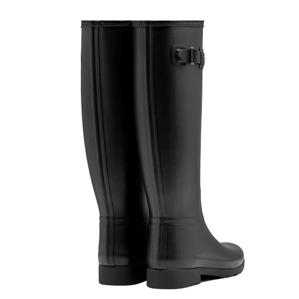 WFT1071RMA-BLK-7 ORIGINAL REFINED BLACK 7 ハンター レディース 長靴 レインブーツ (HUN)(QBJ07)