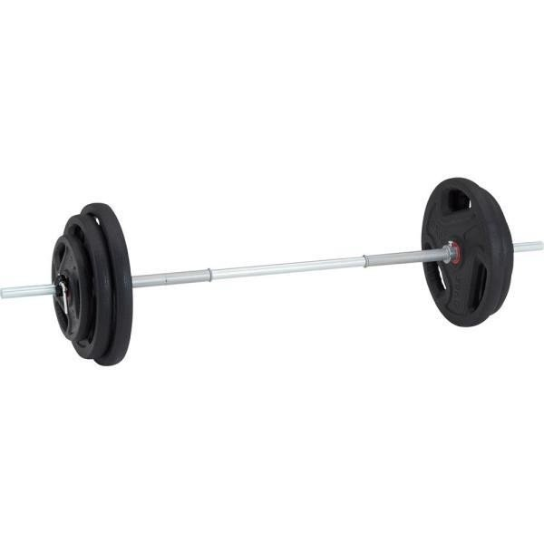 バーベル セット バーベル 100kg 筋トレ TPUバーベル28 100kgセット D5039 特殊送料(ランク:N) (DAN) (CQB27)