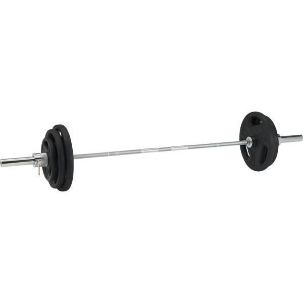 バーベル セット バーベル 100kg 筋トレ A220 TPUバーベル 100kgセット D5062 特殊送料(ランク:O) (DAN) (CQB27)