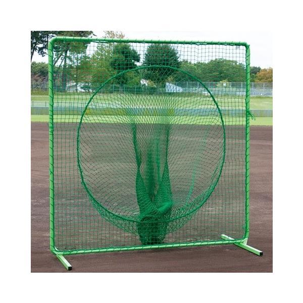 ネット 野球 ネット バッティンング 防球ネット EKC183 ティーバッティングネットDX 送料ランク【F】 (ENW)(CQB27)