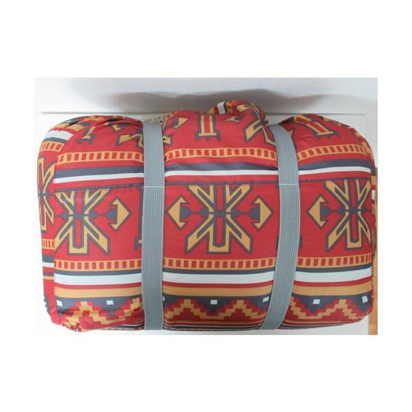 モンベル mont-bell ダウンファミリーバッグ #1 #1121311 ブリック 寝袋 シュラフ