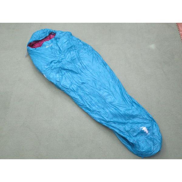 モンベル mont-bell シームレス ダウンハガー800 Women's #3 #1121414 ターコイズ 寝袋 シュラフ