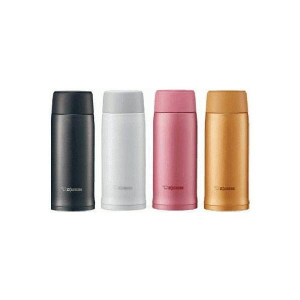 象印  マグボトル 360ml   SM-NA36 (保温・保冷両用)ブラック・ピンク・ホワイト・ハニーゴールド ステンレスマグ 水筒 ZOJIRUSHI