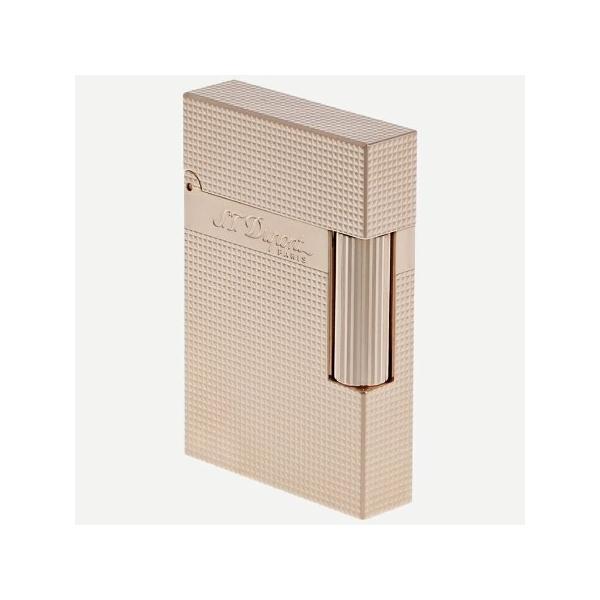 S.T.Dupont エス・テー・デュポン ライター ライン2 スモール マイクロダイヤモンドヘッド ピンクゴールド C18691 (商品情報を必ずお読みください。)