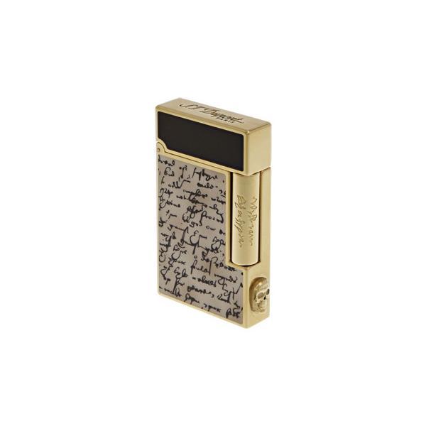 S.T.Dupont エス・テー・デュポン ライター 限定品 スウォードコレクション ウィリアム・シェイクスピア ライン2 016351 (商品情報を必ずお読みください。)