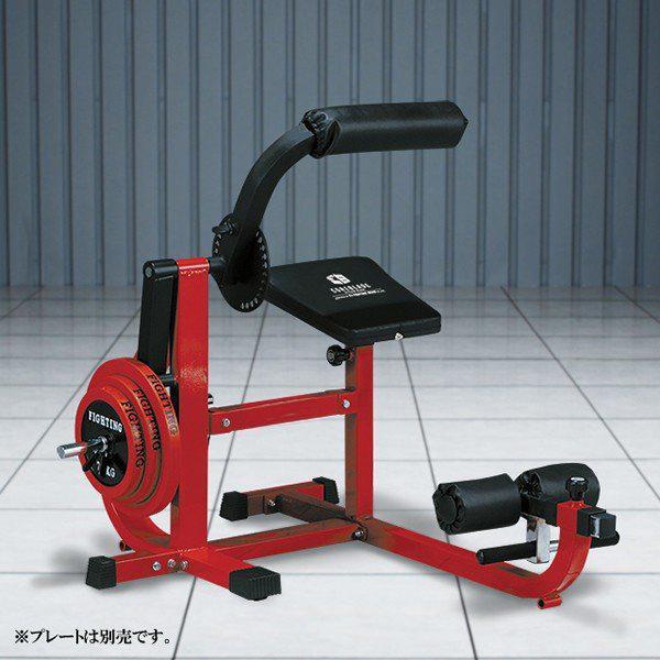 アブバックベンチ−TRUST 《回転抵抗式採用》 / 腹筋 背筋 トレーニング 筋トレ*|fightingroad