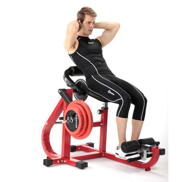 アブバックベンチ−TRUST 《回転抵抗式採用》 / 腹筋 背筋 トレーニング 筋トレ*|fightingroad|02