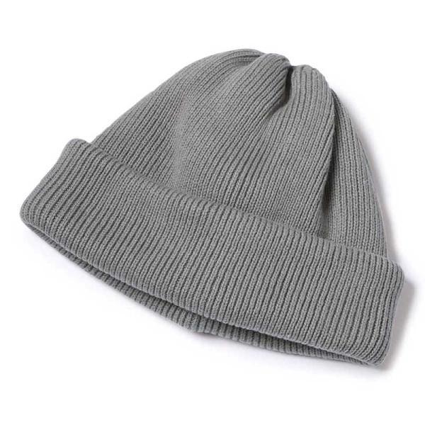 クレプスキュール crepuscule 帽子 ニットキャップ knit cap 2 1901-009 メンズ キャップ|figure-corners|07