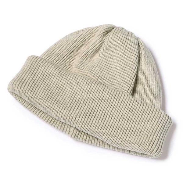 クレプスキュール crepuscule 帽子 ニットキャップ knit cap 2 1901-009 メンズ キャップ|figure-corners|09