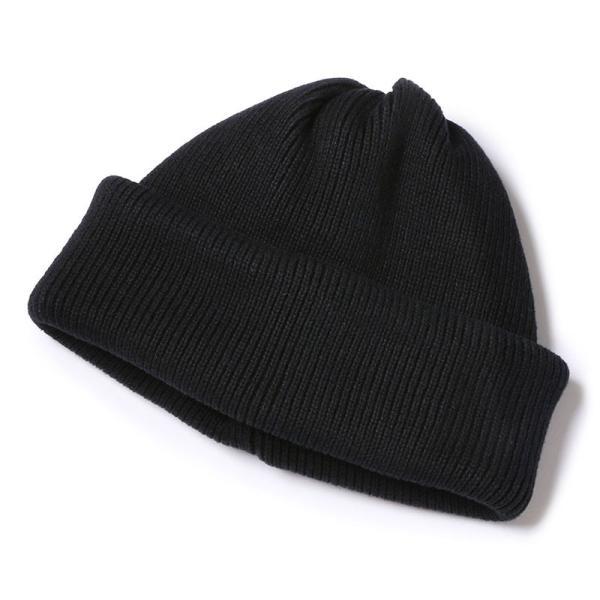 クレプスキュール crepuscule 帽子 ニットキャップ knit cap 2 1901-009 メンズ キャップ|figure-corners|06