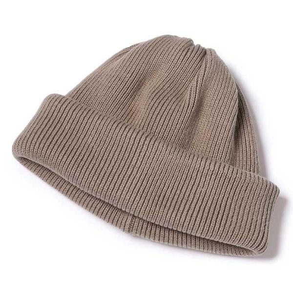 クレプスキュール crepuscule 帽子 ニットキャップ knit cap 2 1901-009 メンズ キャップ|figure-corners|08