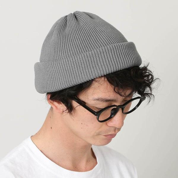 クレプスキュール crepuscule 帽子 ニットキャップ knit cap 2 1901-009 メンズ キャップ|figure-corners|05