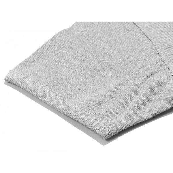 【ポイント10倍】アヴィレックス AVIREX デイリー ショートスリーブ Vネック ティーシャツ DAILY S/S RIB V NECK T 6143501|figure-corners|10