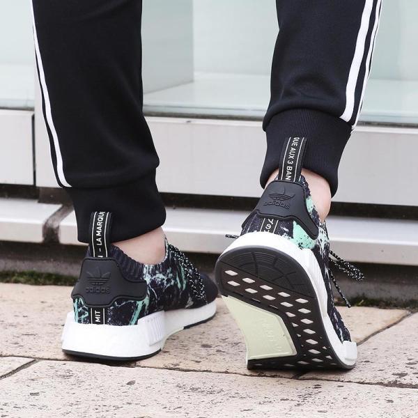 sports shoes 5a965 c2558 【40%OFF・セール】アディダス adidas スニーカー NMD R1 PK BB7996 メンズ シューズ