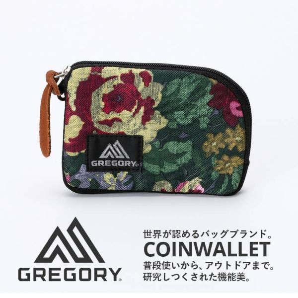 グレゴリー GREGORY 財布 コインワレット - COINWALLET メンズ レディース パウチ figure-corners